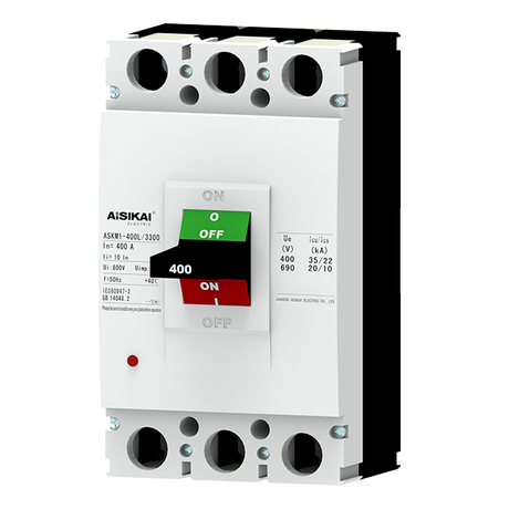 ASKM1 Series Normal Protection MCCB